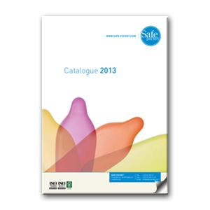 Safe Pocket Catalogus 2013