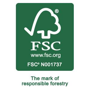 Certified FSC paper - Technical information